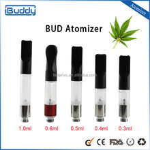 2015 Wholesale 510 thread cartridge Bud touch cartridge cartomizer
