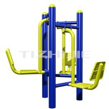 Human Body Strong Outdoor Vertical Leg Press Machine