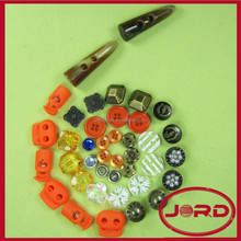 polyester resin button for garment
