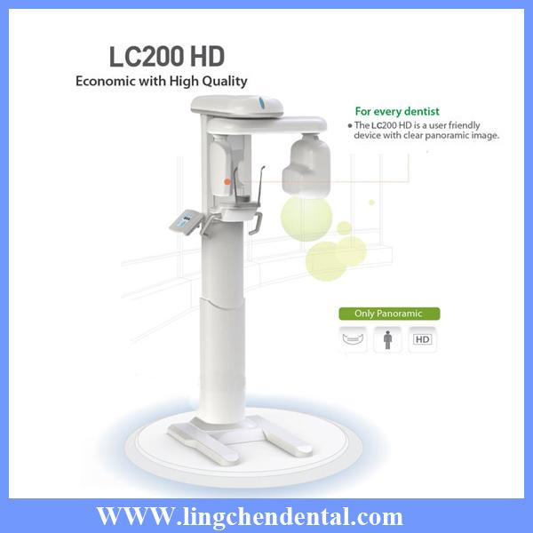 China precio competitivo médicos/panorámica dental de rayos x de la máquina