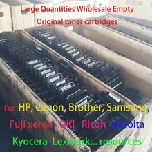 wholesale original empty toner cartridge for HP, Virgin empty toner cartridge for HP, HP empty toners