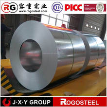 provide soft,hard,semihard any size Gi Steel Coil with small,big spangle/filmed,oiled with good package