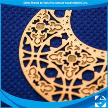 Cheap Decorative Competitive Price Etching Metal craft glitter