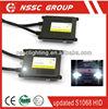 2013 NSSC 35w h4 6000k canbus hid xenon kit