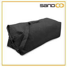 Hot selling popular canvas deluxe military vogue travel bag