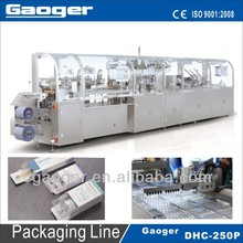(DHC-250P) Ampoule blister packing cartoning machine,packing machine