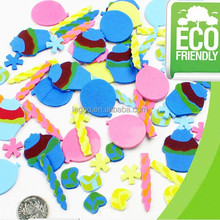 Birthday party stickers/EVA stickers for birthday party