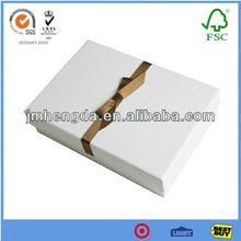 Fashion New Design Useful Beautiful Paper Custom Gift Box for Packing