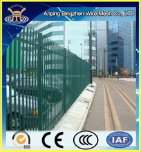 new types of palisade picket fencing (fencing manufactures)