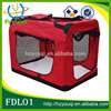 Oxford and Mesh Fabric Dog Travel Carrier Pet Transport Bag