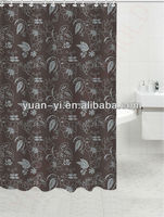 the curtain for the bath waterproof polyester bathroom curtain