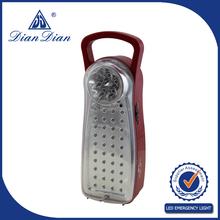 2015 New style high quality made in zhejiang emergency dynamo aluminum light
