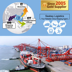 International sea freight shipping container service from ningbo to canada