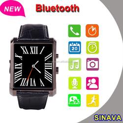 Bluetooth Smart Watch DM08 Smart Watch with Sim Card Support TF card Bluetooth 4.0 GSM Cellphone Watch