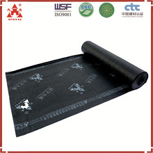 SBS Double- sided Self-adhesive Modified Bitumen Waterproof Membrane