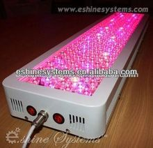 complete diy led grow light kits 400w, 7 band 3W high power led diodes+heatsink+waterproof driver+lens+fans
