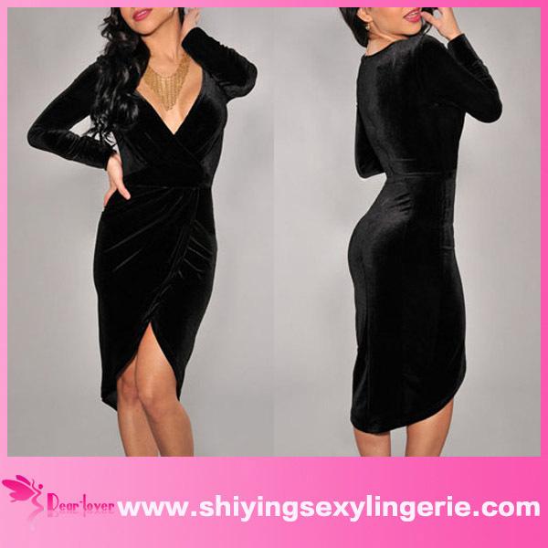 De luxe en gros dentelle noire& maillage. patchwork sexy. bodycon nu. serrées. robe corset sexy
