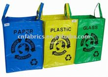 pp woven bags for garbage grocery bag