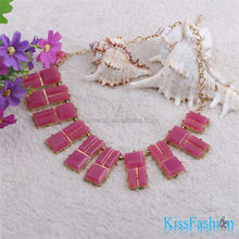 2014 New Coming Latest Women Girl Fashion Jewelry Party 925 sterling silver fashion necklaces