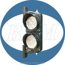 Stop go dual lens 100mm model traffic light