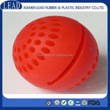 Silicon rubber bouncing balls