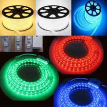 LED light ac110-240v SMD5050 60led/M 50m/Roll Waterproof flexible ce rohs 220v 5050 led strip