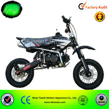 Dirt bike motorcycles best selling 125cc dirt bike