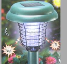 Mosquito killing solar outdoor lights/solar mosquito killing lamp