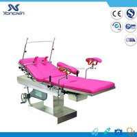 Obsteric Labor and Delivery Bed,manual electric operating table(YX-06A)