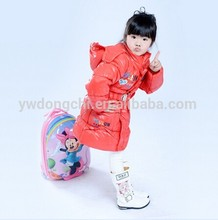 Hot New Products For 2015 Online Shopping China Children Girls Cute Warm Winter Clothes Clothing Jacket