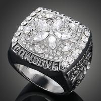 American NFL League Replica Ring 1994 The Dallas Cowboys Super Bowl Championship Ring B044
