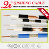 Coaxial cable factory antenna cable,rg6 satellite cable,dish cable rg6 coaxial cable