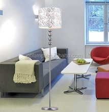 Fancy floor lamp, design floor standing lamp