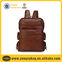 Direct From Factory China Leather men's briefcase bag for travel