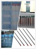 Black annealed wl20 lanthanum tungsten electrodes for tig welding in stock