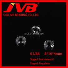61/88 8*16*4mm diesel engine partsDeep Groove Ball Bearing