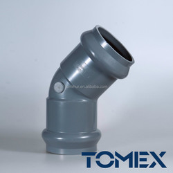 PVC Elbow -Rubber Ring joint