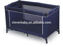 Large mesh fabric simple travel cot baby round playpen
