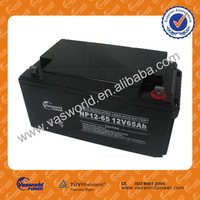 high quality all kinds of brand 48v 24v 12v 65ah solar dry cell battery for india market