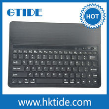 Gtide 651 black color aluminum cover bluetooth keyboard for ipad air turkish language