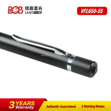 10mw pen type 650nm visual fault locator fiber optic laser test ( BOB-VFL650-5)