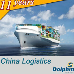 container sea freight rates to kuwait from Shenzhen Shanghai Hangzhou------Dolphin