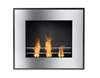 Wall mounted ethanol fireplace gel fireplace alcohol fireplace