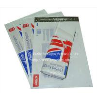 Poly material custom printed ldpe plastic bags