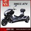 EEC adult Jinling 300cc cvt transmission ATV Trike scooter