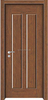 JJW-3018 High quality wooden door with cheap price/Melamine mould pressing wood door