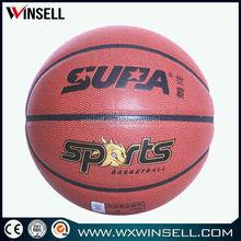 promotion gift low price advertising logo printed basketball