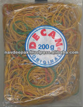 Reasonable Price Natural Rubber Band Thailand
