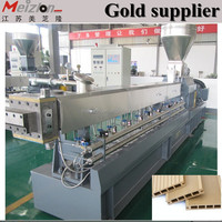 High speed extrusion machine line manufacturers/PVC/PE/PPR/ABS/ wood plastic composite price supplier