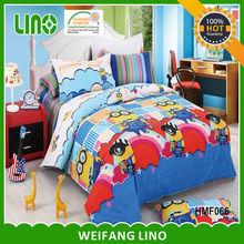 bulk bed sheets/kids bed sheets/bedroom set crystal